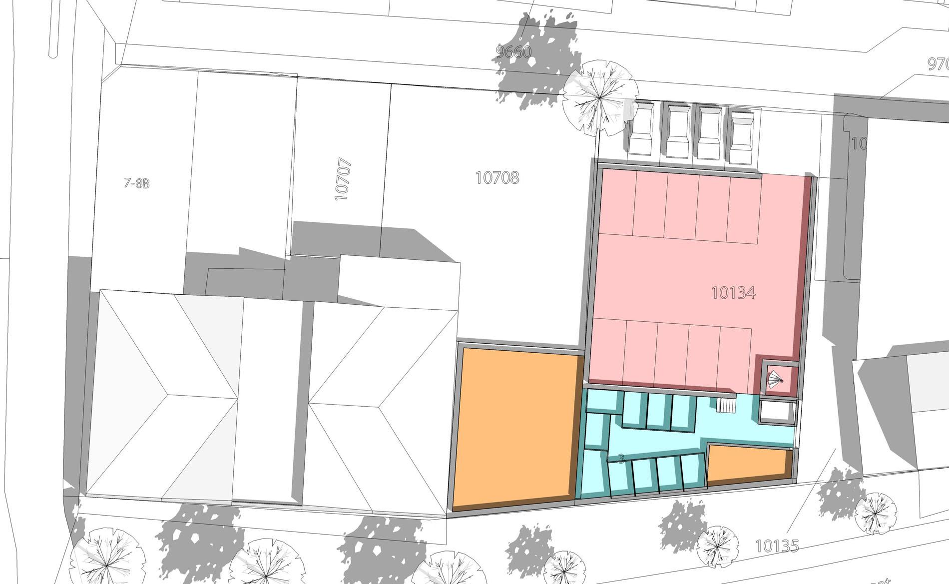 haalbaarheidsstudie woningbouw appartementen Putten BBHD architecten