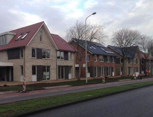 Eerste woningen Simon van Haerlem opgeleverd!