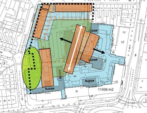 Stedenbouwkundig ontwerp Lidwina-terrein Den Helder