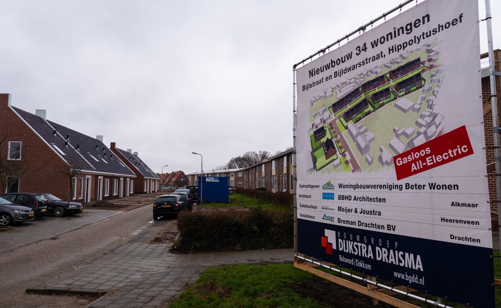 architect woningbouw levensloopbestendig huurwoningen gasloos herstructurering BBHD architecten