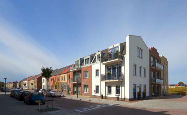 architect woningbouw woningen Bangert & Oosterpolder Hoorn BBHD architecten Alkmaar