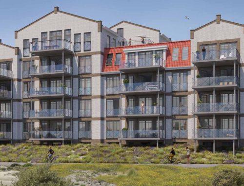 Appartementengebouwen Zeekraal en Zandzegge Duingeest in verkoop!