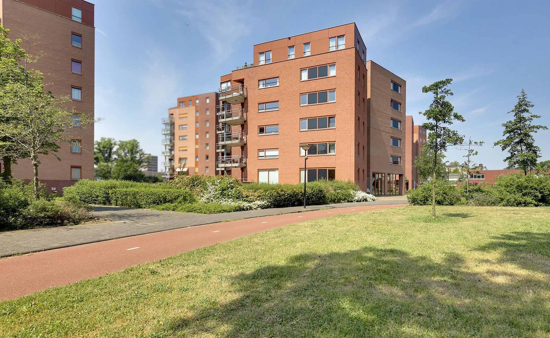Meerestein Beverwijk Fase 5 stadsvernieuwing appartementen park BBHD architecten