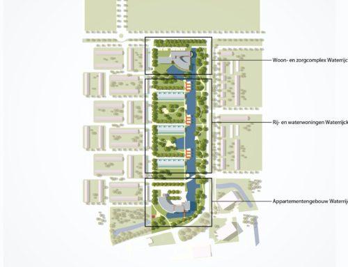 Waterrijck Heemskerk stedenbouwkundig plan