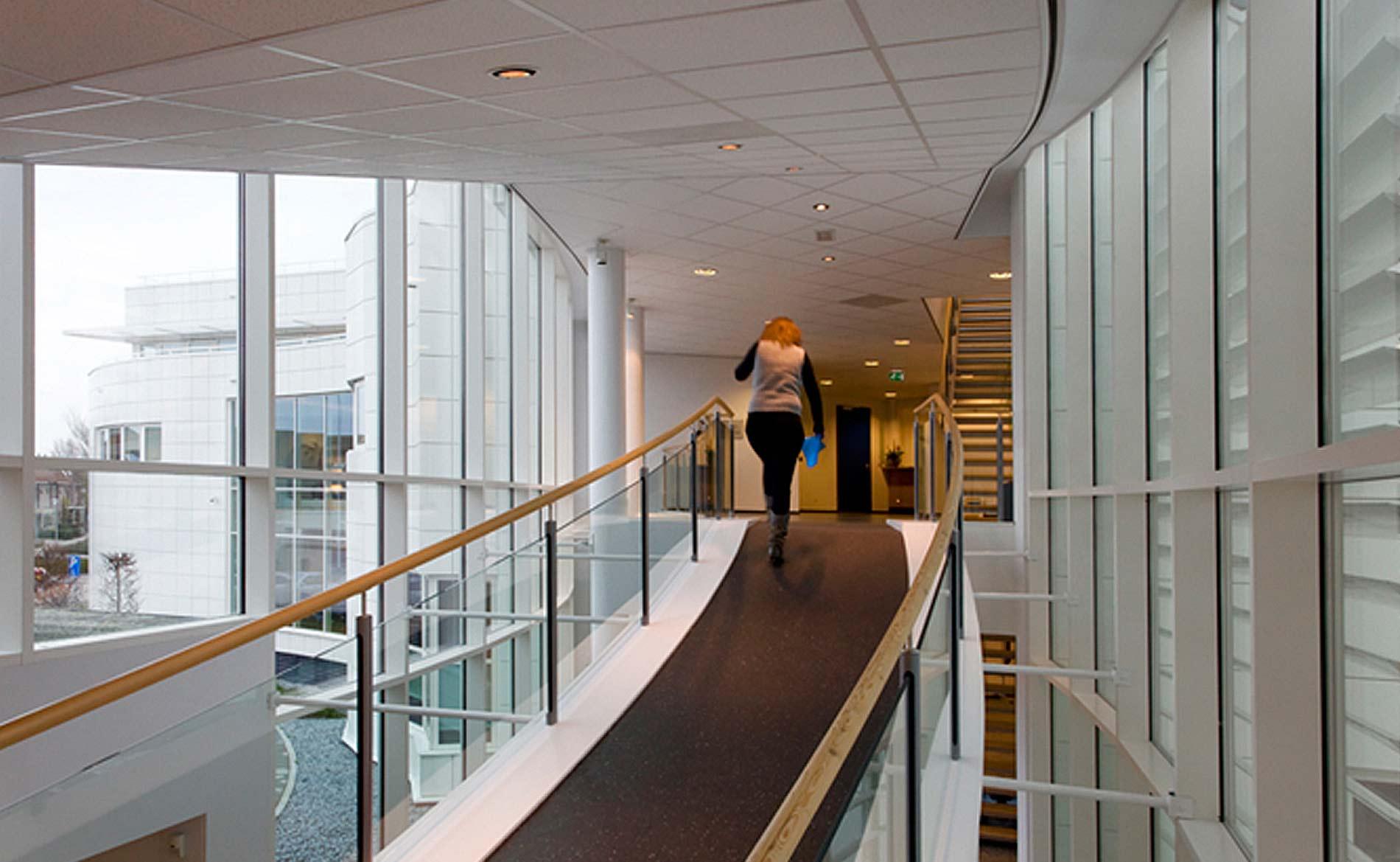 Utiliteit Gemeentehuis Koggenland De Goorn kantoren interieur BBHD