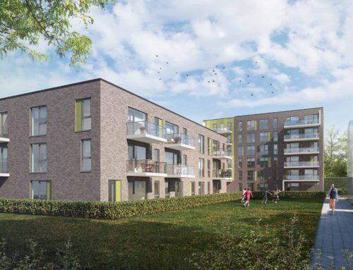 64 appartementen Sperwerstraat Alkmaar