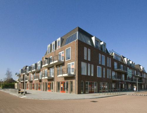 winkels en appartementen Ceresplein Breezand
