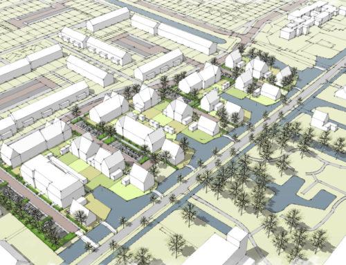 stedenbouwkundig plan Livingstonelaan Gouda