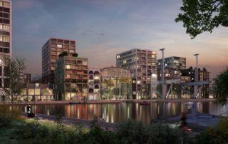 BBHD BIM engineering Kavel 3 Oostenburg Amsterdam