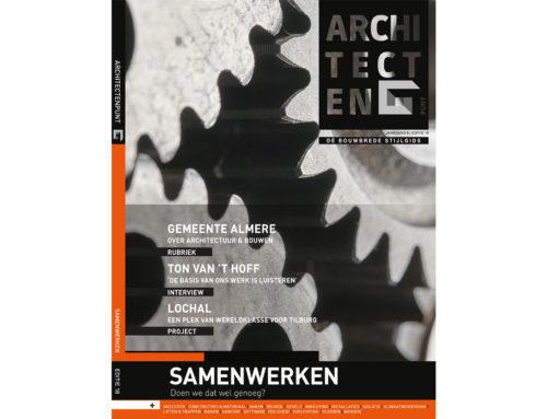 interview Ton van 't Hoff ArchitectenPunt
