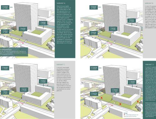 Online participatie voor woongebouw 'De Premier' Leiden