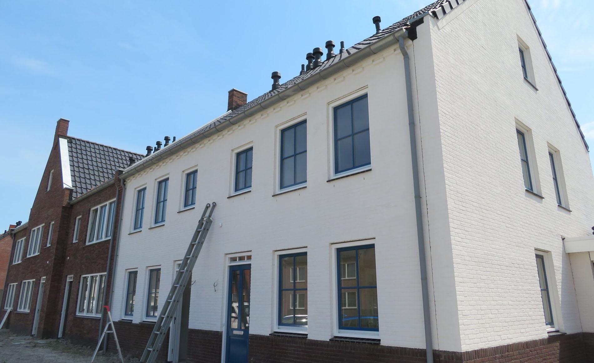 woningbouw Buitenplaats 3a