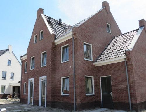 Woningen Buitenplaats Fase 3a De Goorn bijna klaar!