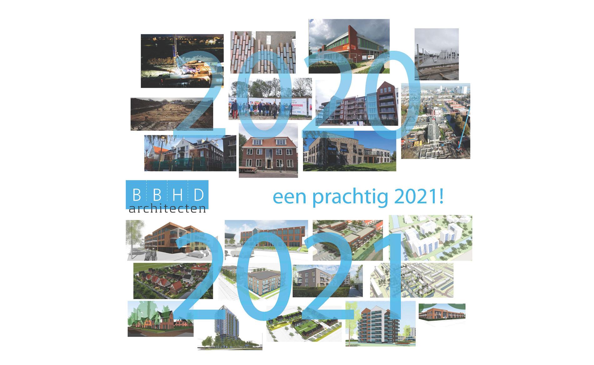 BBHD nieuwjaarswens 2021