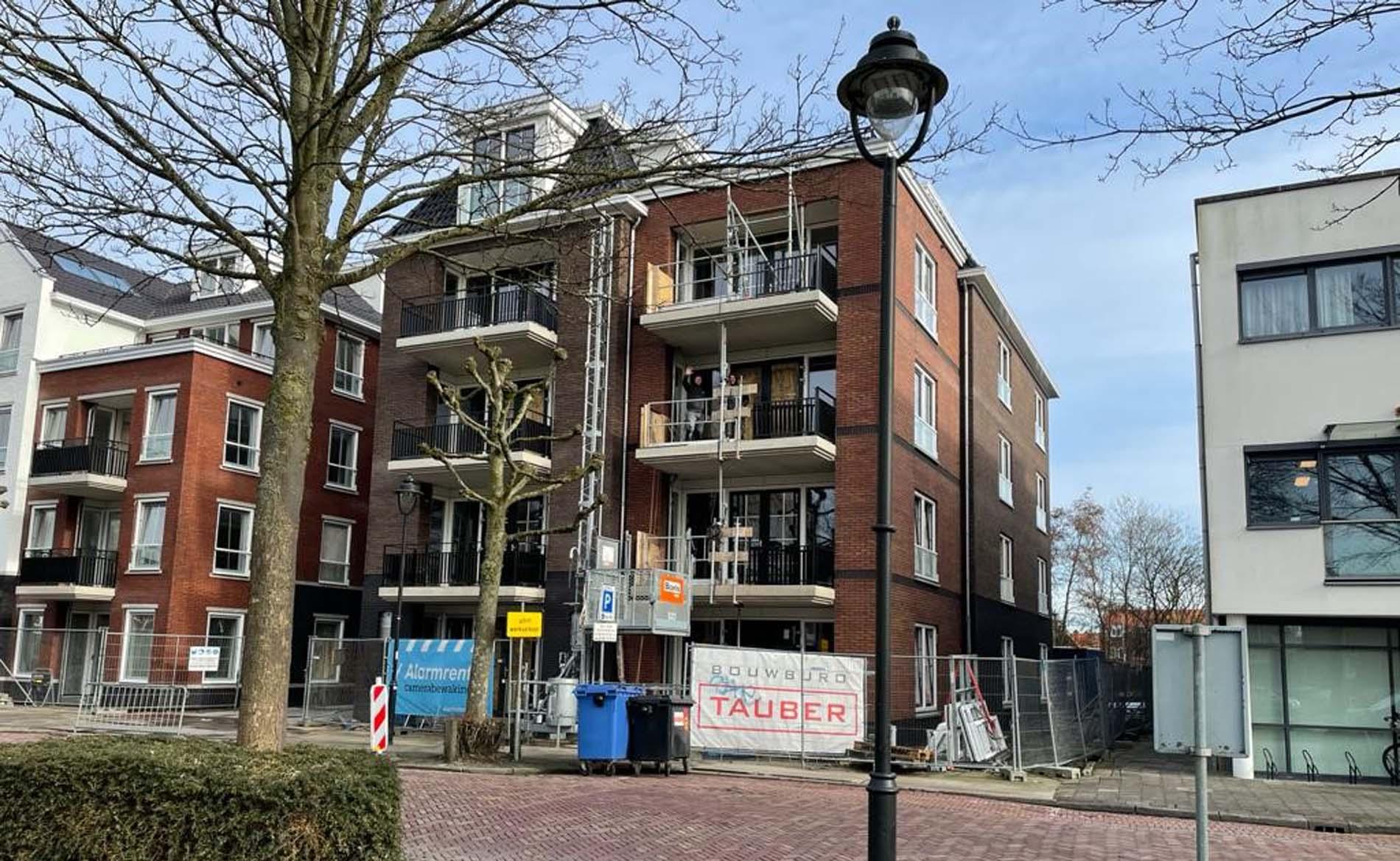 BBHD architecten Laan Schagen appartementen