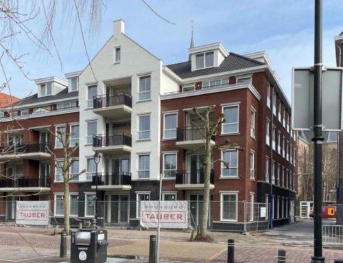 Appartementen aan Laan Schagen bijna klaar!